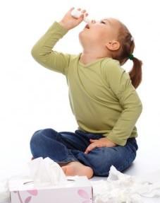 Когда не обойтись без детских капель в нос?