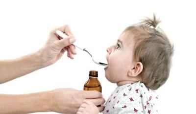 Антибиотики детские. Названия