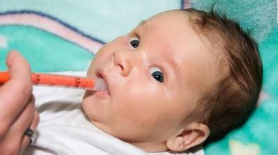 детские антибиотики в суспензии