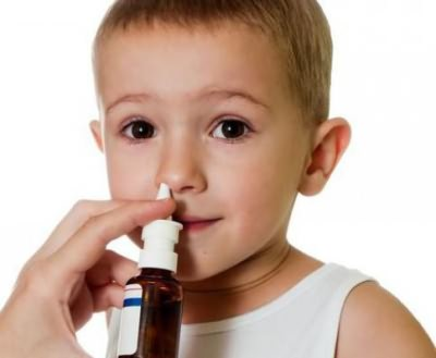 Заложенность носа при гайморите у детей
