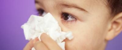 гайморит у ребенка лечение