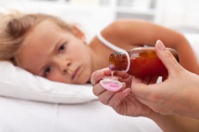 острый тонзиллит у детей