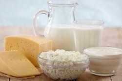 Легкие кисломолочные продукты для улучшения пищеварения