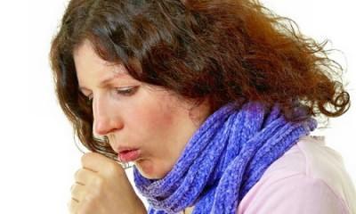 Кашель при туберкулезной инфекции легких