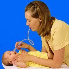 комаровский насморк у ребенка