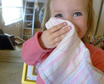 густые белые сопли у ребенка