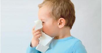 у ребенка насморк и кашель без температуры