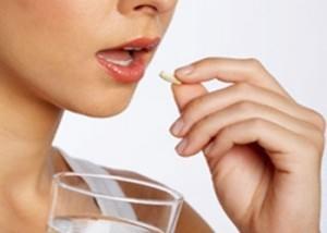 Прием лекарственных средств при кашле