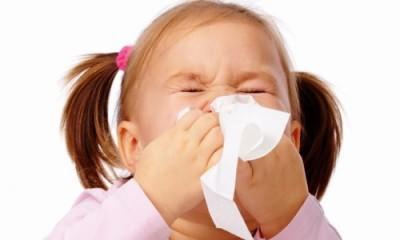 Проблема длительного насморка у детей