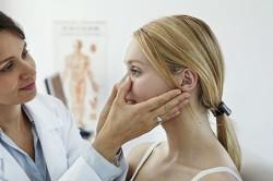 Осложнения в органах зрения при гайморите