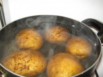 Лечение кашля картошкой при помощи ингаляций