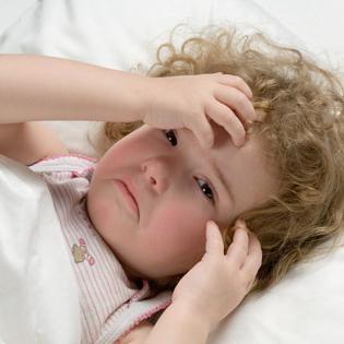 ночной приступ кашля у ребенка