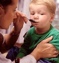 ночной приступообразный кашель у ребенка