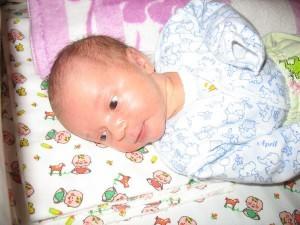 Ринит у новорожденного ребенка