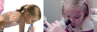 Раствор при аденоидах у ребёнка