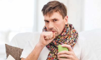 Проблема сильного кашля