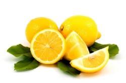 Лимон для лечения хронического насморка