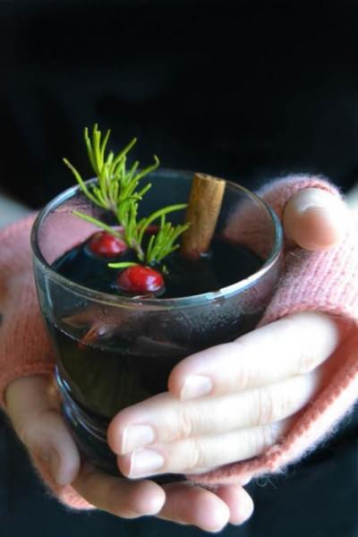 помогает ли глинтвейн при простуде