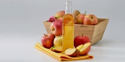 Яблочный уксус от гнойной ангины