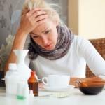головная боль при орви - причины