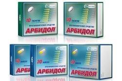Арбидол в борьбе с вирусной инфекцией