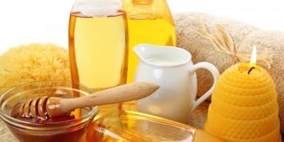 медовая лепешка от кашля мёд и соль