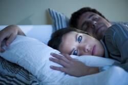 Бессонница - симптом пневмонии