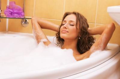 можно ли принимать горячую ванну при температуре