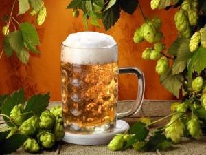 Горячее пиво от кашля