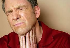 першение в горле вызывающее кашель