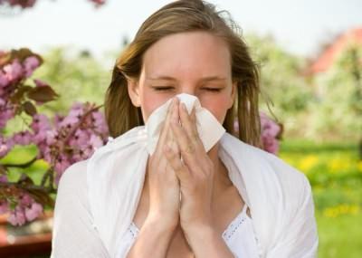 аллергия в виде кашля