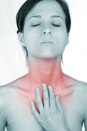 Першение в горле и сильный кашель - причины