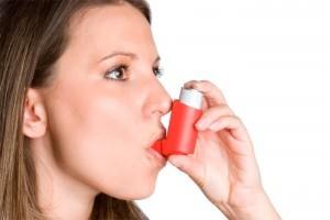 Бронхиальная астма - следствие пневмонии