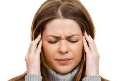 Головная боль при заложенности носа