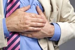 Сердечная боль при осложнении гриппа
