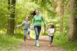 Лесные прогулки как метод лечения хронической пневмонии