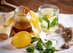 чай из имбиря от простуды