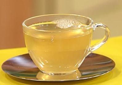 напиток имбирь с лимоном