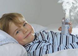 ингаляции при влажном кашле небулайзером детям