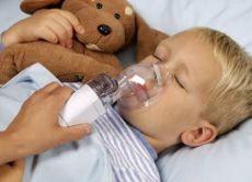 Чем делать ингаляции при кашле небулайзером ребенку