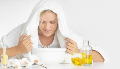 Ингаляция с эфирными маслами