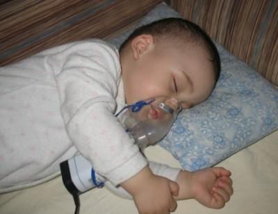 Ингаляция с мирамистином ребенку до года