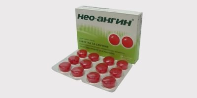 Препарат Нео-Ангин