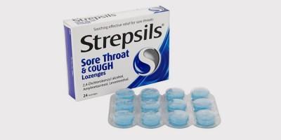 Таблетки Стрепсилс