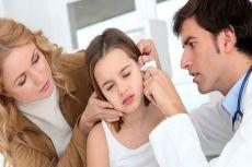 экссудативный отит у детей лечение