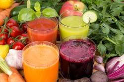 Польза овощных соков при гайморите