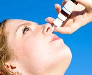 Антибиотики в нос при хроническом рините