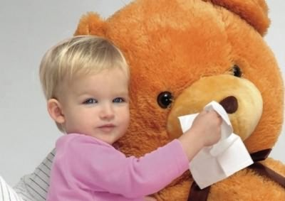 насморк у ребенка 1 год