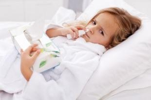хронический насморк у ребенка