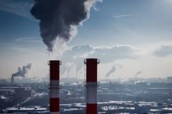 Загрязненный воздух - причина болей в горле